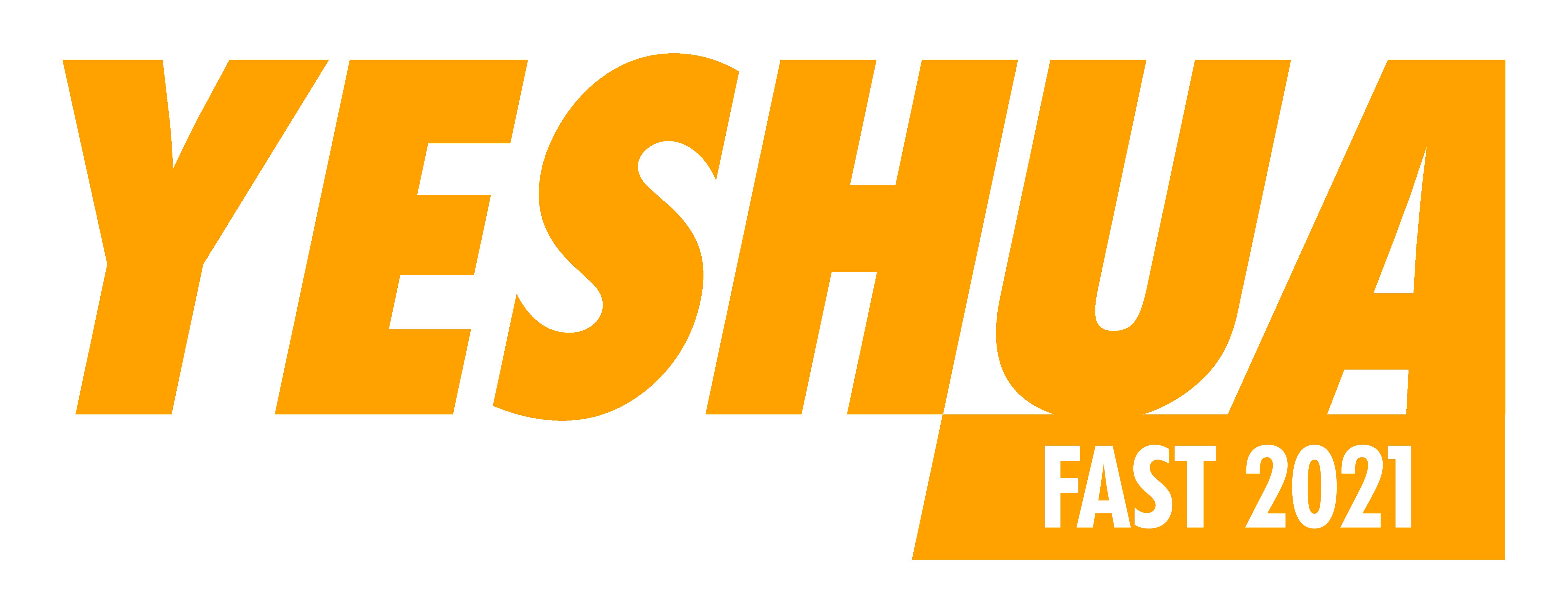 Yeshua Fast 2021